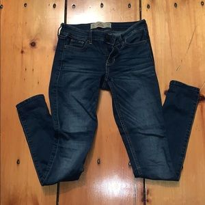 Like new jeans hollister